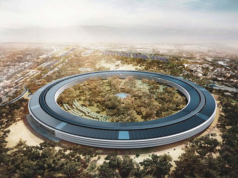 Apple Maps Sudah Tampilkan Peta 3D untuk Apple Park