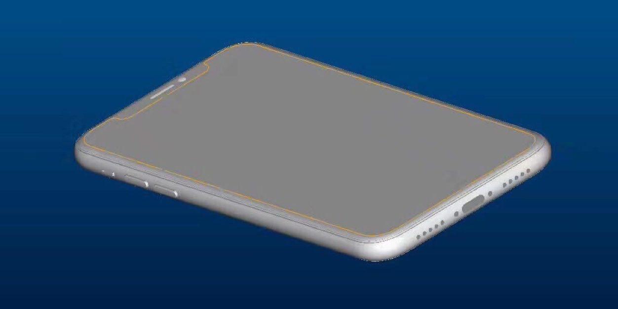 Bocoran Baru Desain Layar, Kamera, dan Touch ID iPhone 8