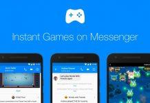 Facebook Mulai Rilis Game di Aplikasi Messenger