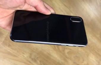 Hands-On iPhone 8 Dummy dengan Bezel Stainless Steel