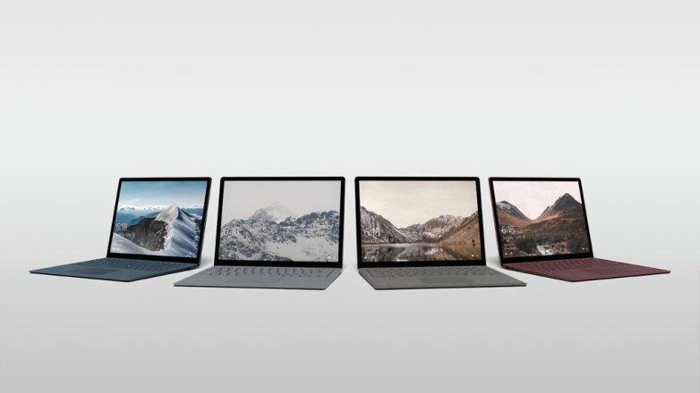 Microsoft Rilis Surface Laptop, Lebih Baik dari MacBook?