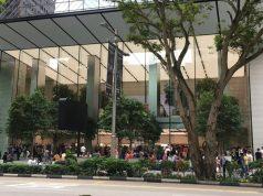 Resmi Dibuka, Seperti Inilah Apple Store Baru di Singapore
