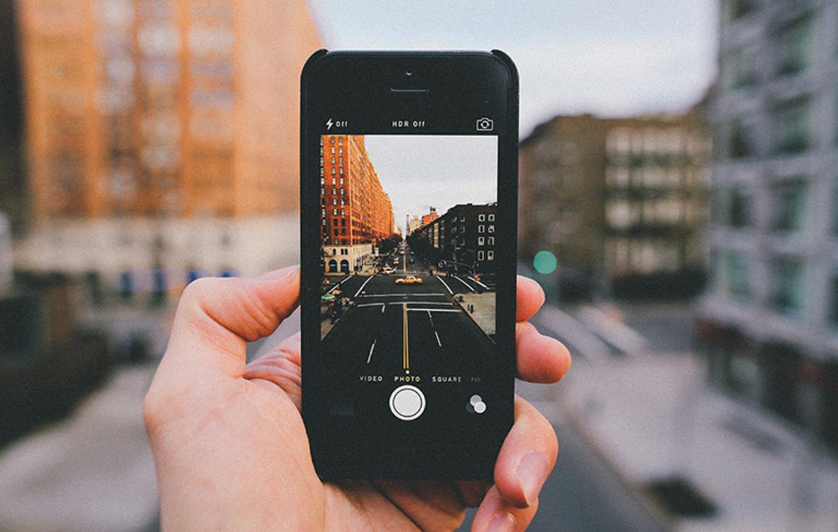 Как сделать на айфоне с выдержкой