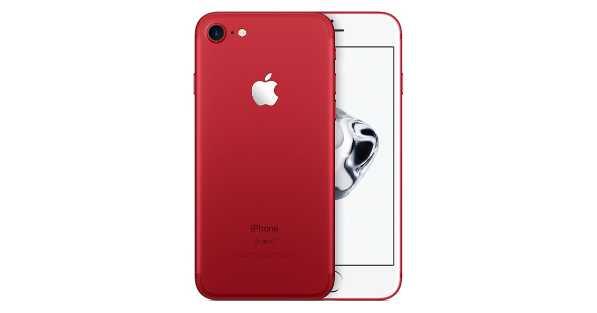 Inilah Harga iPhone 7 (PRODUCT)RED & iPhone 6 32GB di Indonesia