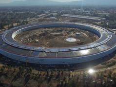 Video Keren Rekap Pembangunan Apple Park Dalam 1 Tahun