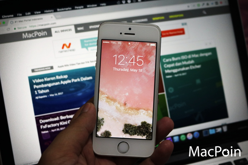 Yuk Download Wallpaper Baru Khas iOS 10.3.3 Beta