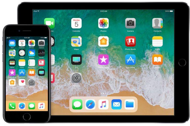 iOS 11 Tambah Fitur Hapus Aplikasi dan Save Cache Data