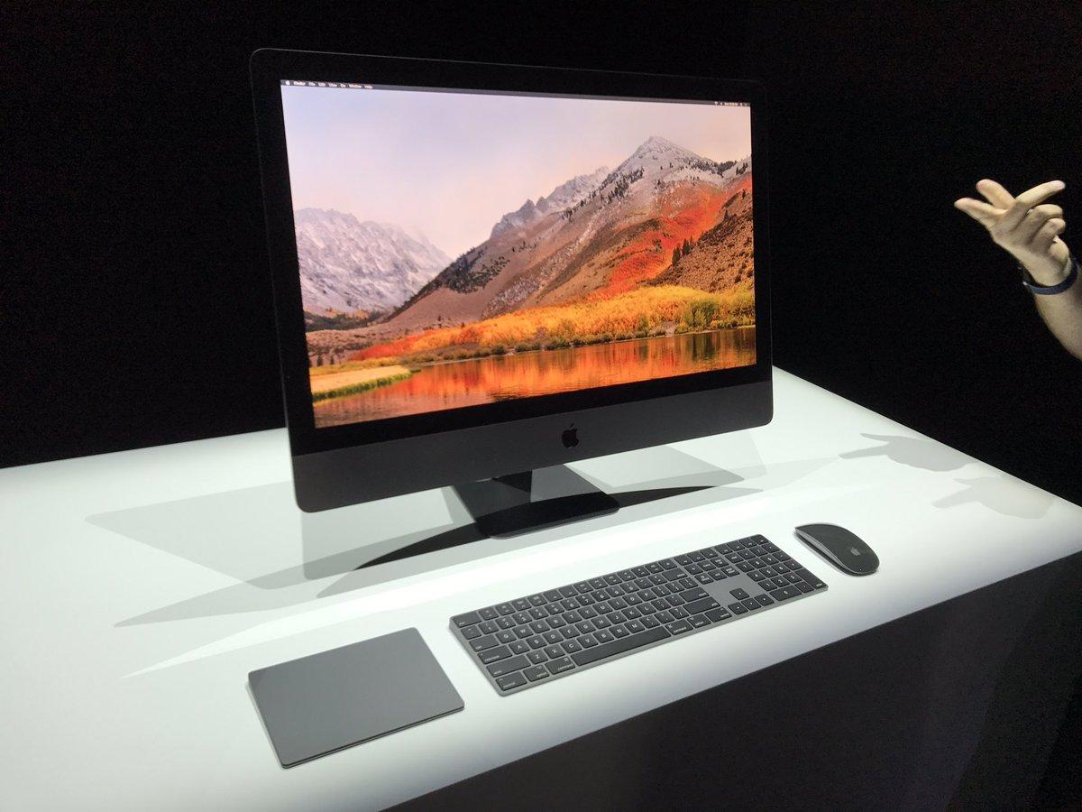 iMac Pro Tak Bisa Tambah RAM, Aksesoris Tak Dijual Terpisah