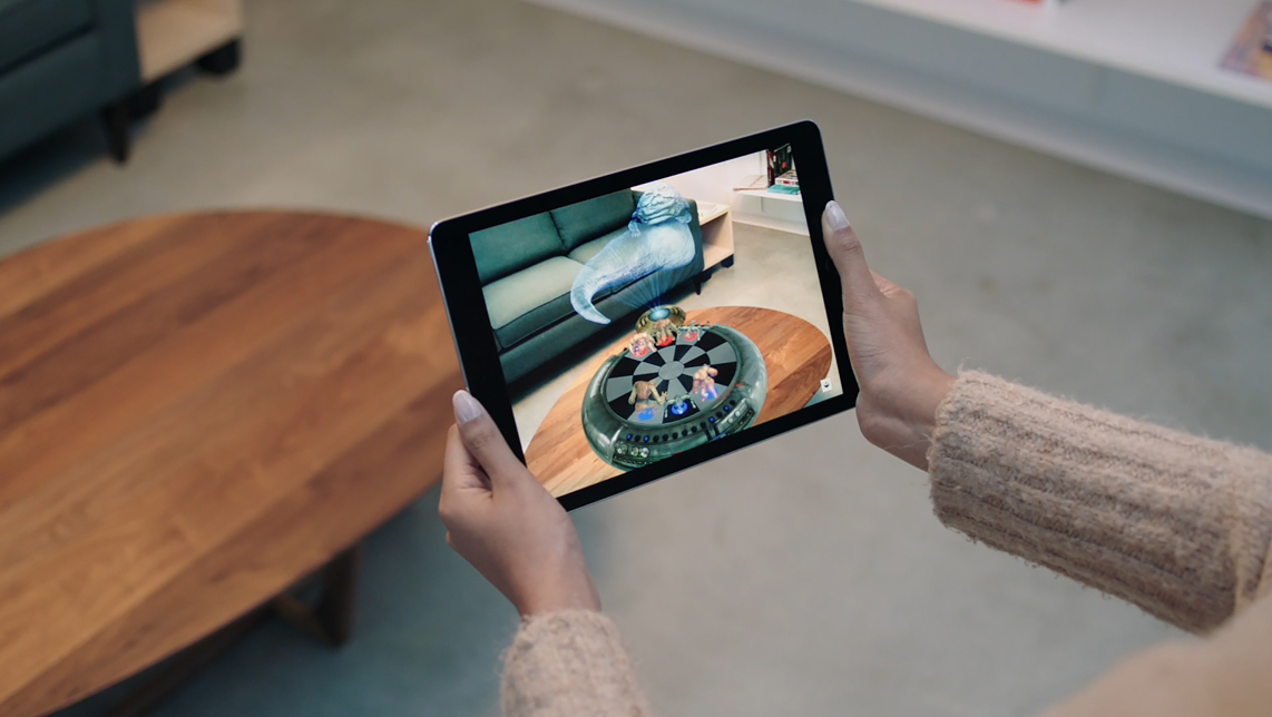 Seperti Inilah Hands-On Teknologi Apple ARKit di iOS 11