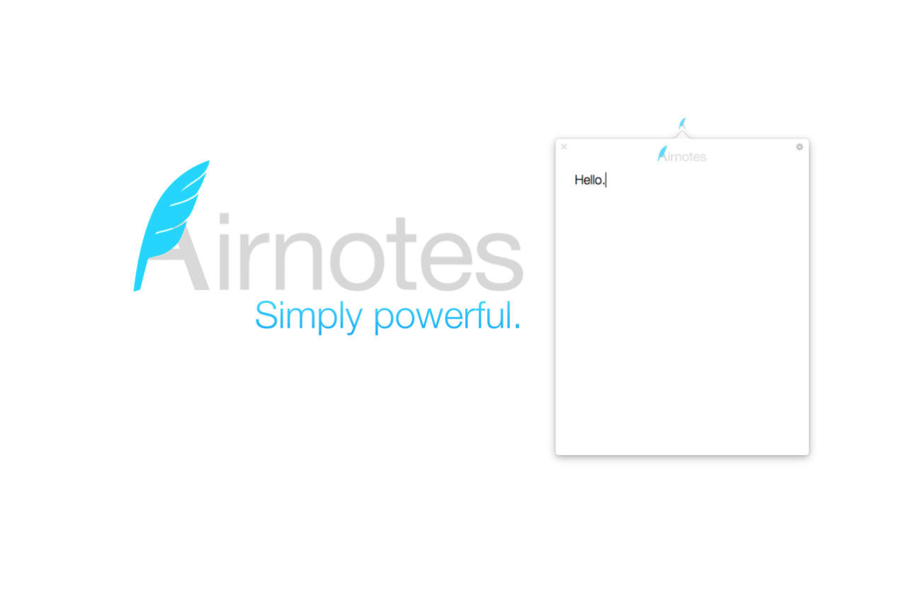 Download Gratis Airnotes for Mac Berbatas Waktu!