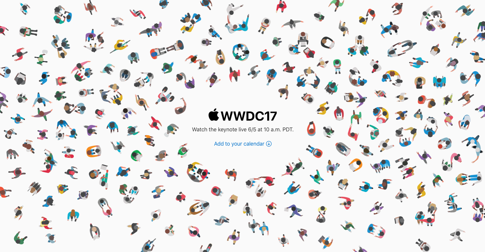 Cara Menonton Live Streaming Apple WWDC 2017