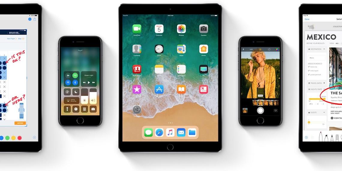WWDC 2017: Seperti Inilah Tampilan Baru iOS 11