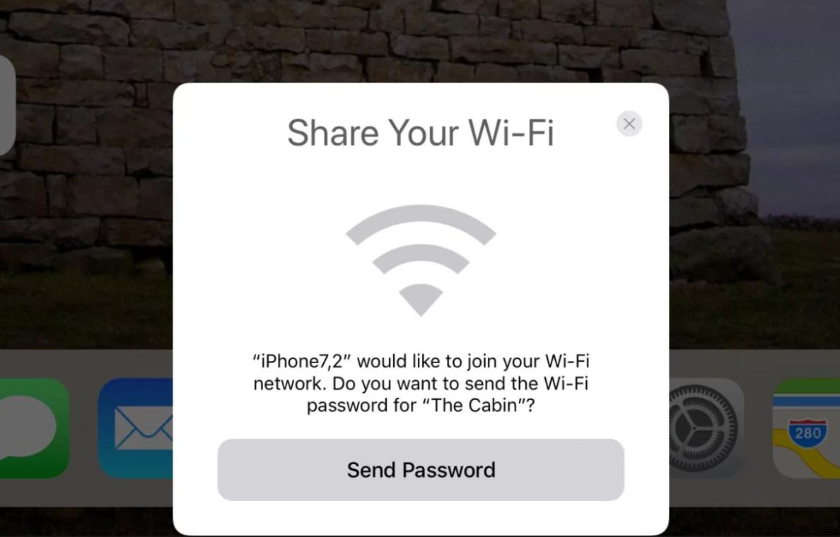 Fitur Kirim Password Wi-Fi Akan Hadir ke iOS 11