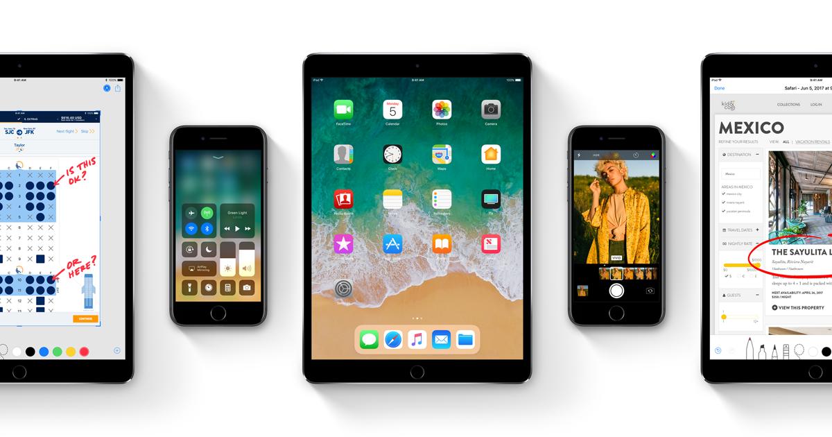 Setting Perangkat Baru di iOS 11 Kini Sangat Mudah