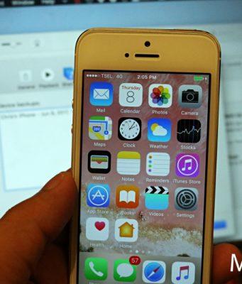 Cara Mengetahui Baterai iPhone Sudah Terisi Penuh