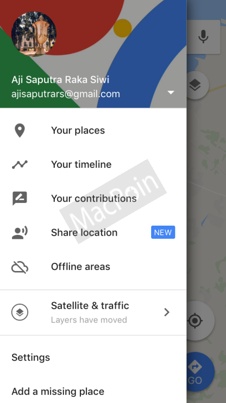 Tutorial Cara Download Peta Offline Google Maps