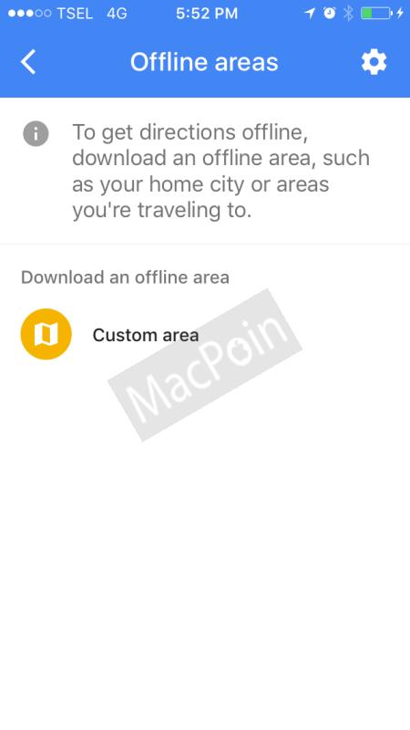 Tutorial Cara Download Peta Offline Google Maps