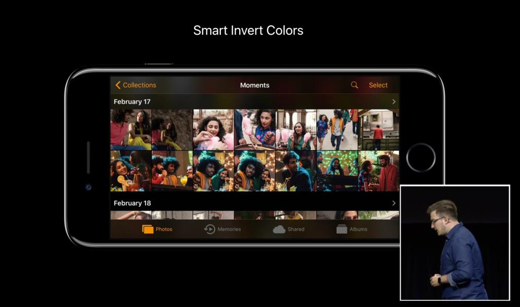 Bukan Dark Mode, Tapi Fitur Baru Smart Invert Colors di iOS 11