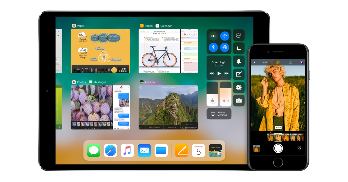 Fitur Baru Drag and Drop iOS 11 Ada di iPhone Juga?