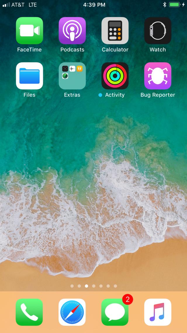 Seperti Inilah Tampilan Baru iOS 11 di iPhone dan iPad