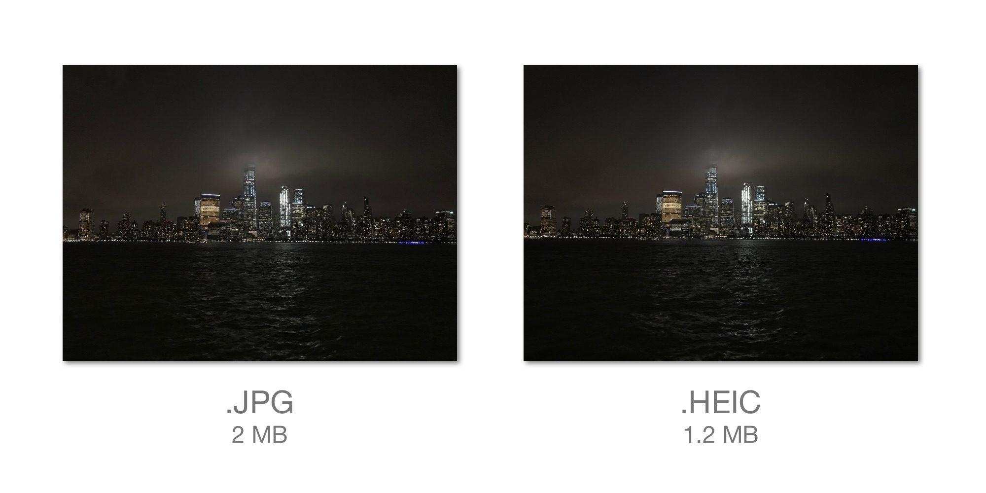 Seperti Inilah Format Kamera HEIF dan HEVC di iOS 11