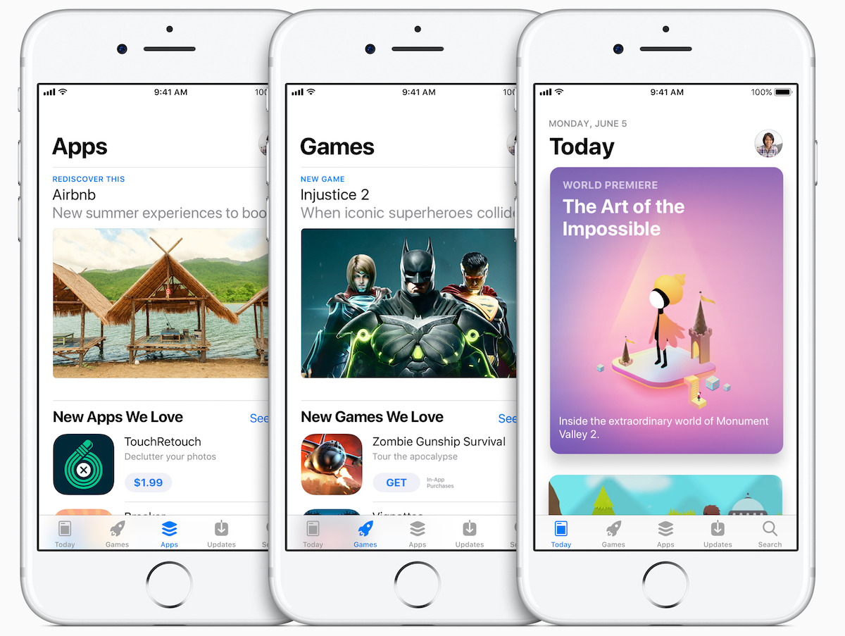 Rating & Review di App Store iOS 11 Gunakan Official API