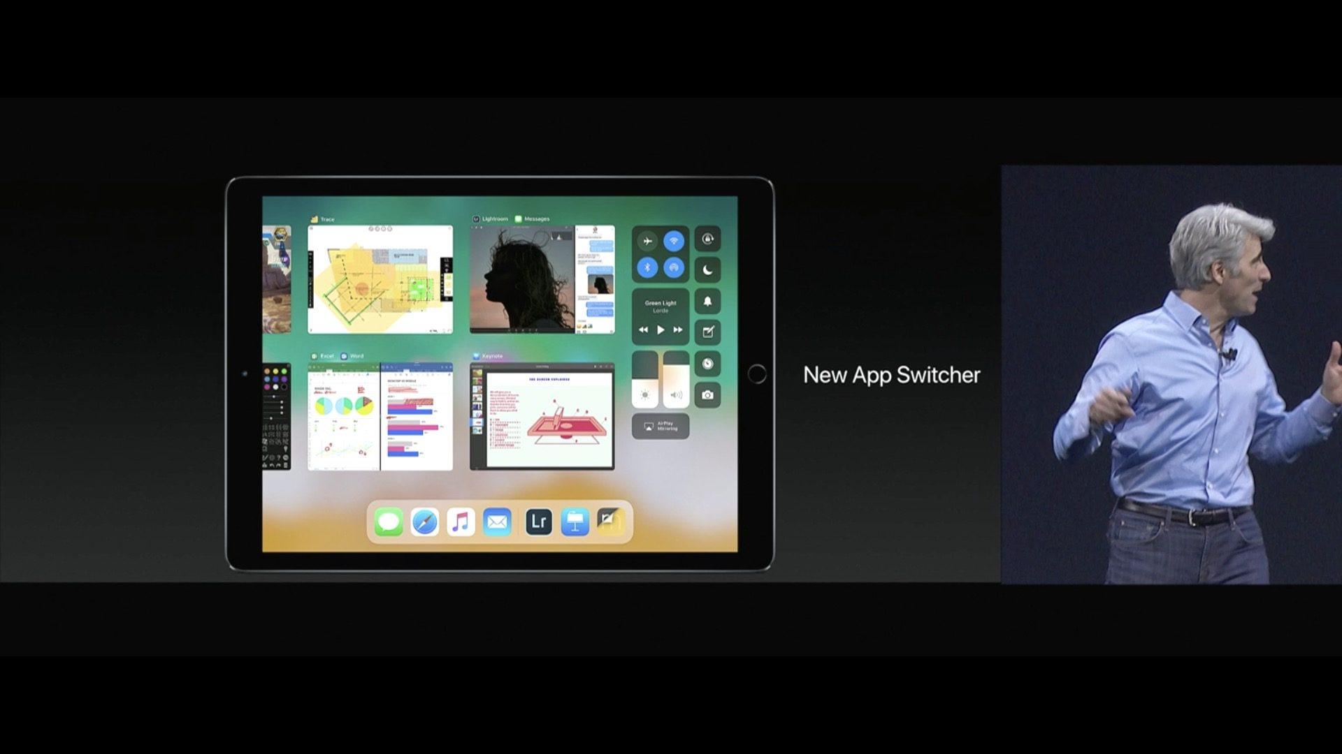 Inilah Tampilan dan Fitur Keren iOS 11 Khusus di iPad