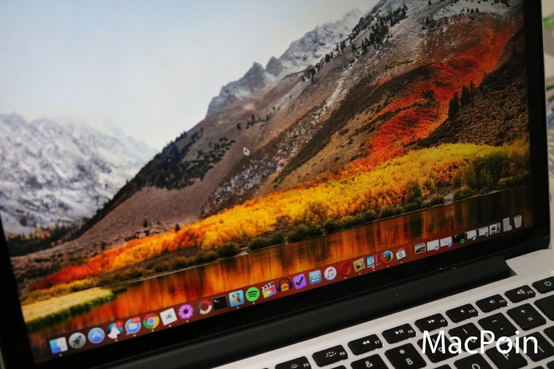 Apple Resmi Rilis Update macOS High Sierra Public Beta