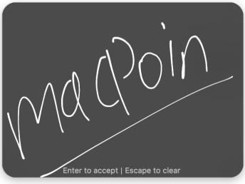 Cara Membuat Tanda Tangan Elektronik di Microsoft Word