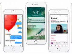 Apple Resmi Rilis iOS 10.3.3 ke Pengguna Publik