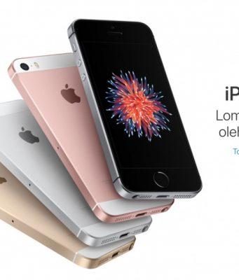 Rumor: Apple Akan Rilis iPhone SE Baru di Agustus 2017