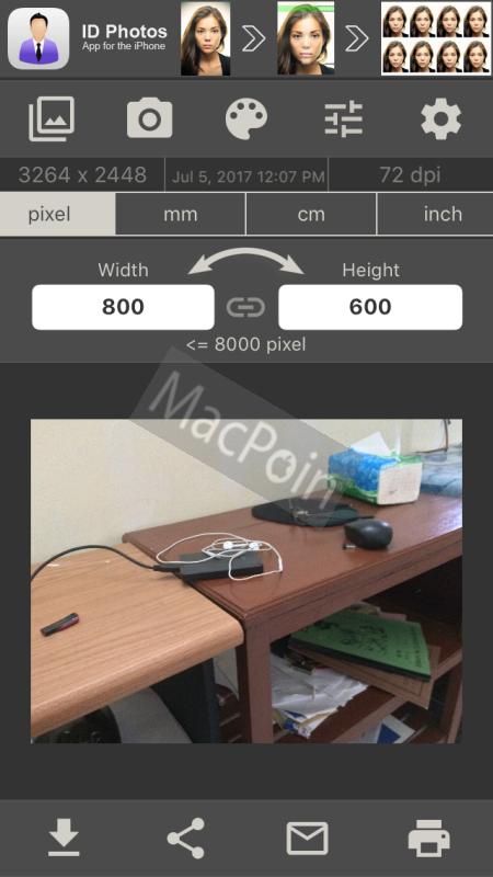 Cara Mengubah Ukuran dan Resolusi Foto di iPhone