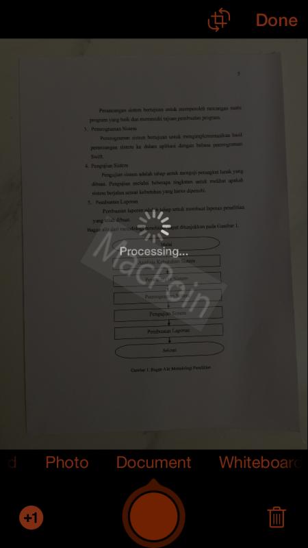 Cara Scan Dokumen dengan Kamera iPhone dan iPad