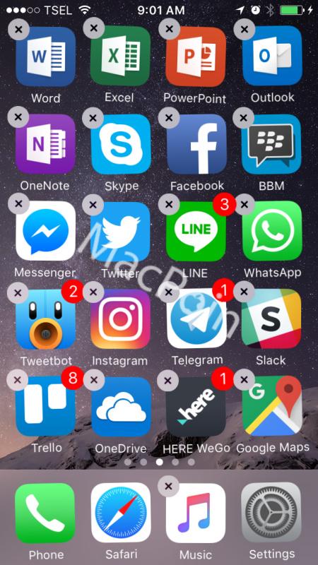 Cara Logout LINE di iPhone dan iPad Tanpa Hapus Akun
