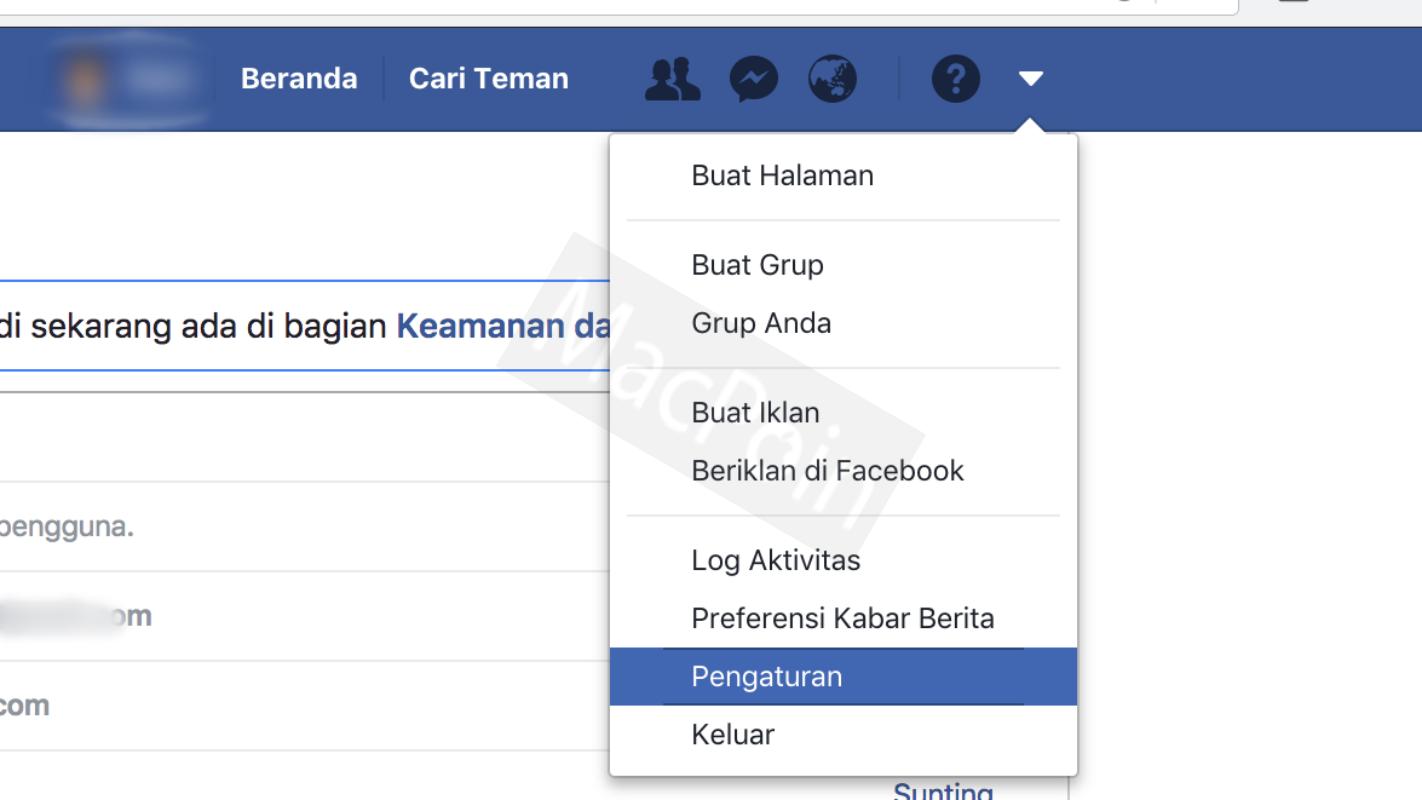 Tutorial Cara Menghapus dan Menutup Akun Facebook