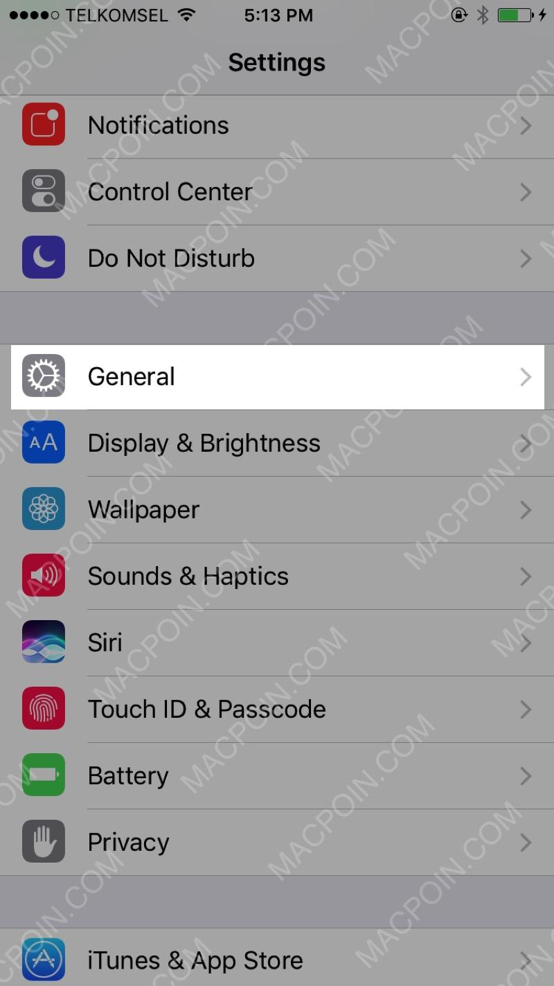 Cara Restore iPhone Tanpa iTunes | MacPoin