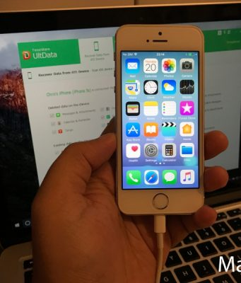 Mengembalikan Data iPhone yang Hilang dengan UltData (iPhone Data Recovery)