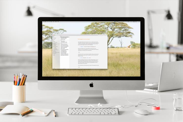 Kini Kamu Bisa Download Gratis Ulysses for iOS dan Mac