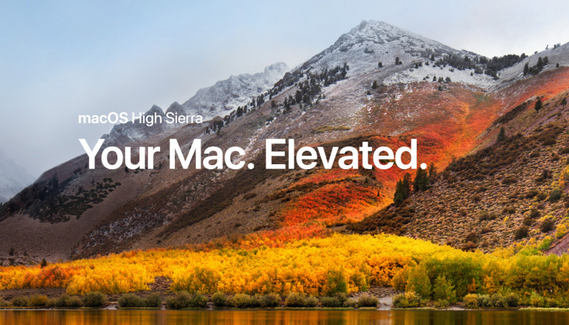 Update macOS High Sierra Beta 5 Sudah Dirilis ke Developer