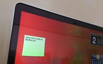 Cara Membuat Sticky Notes di Mac dan MacBook