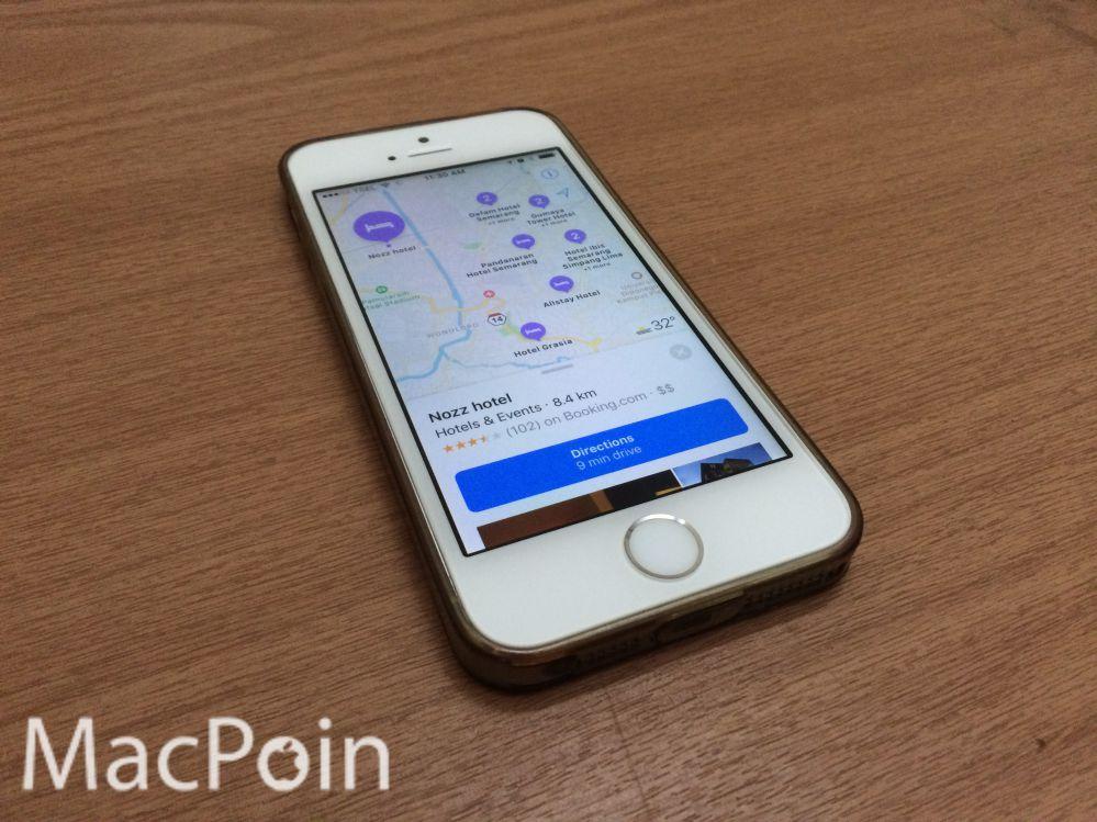 Cara Memperbaiki Kesalahan Lokasi di Apple Maps