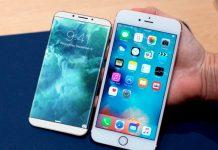 Konsep iOS 11 Dengan Desain Cantik dan Keren di iPhone 8