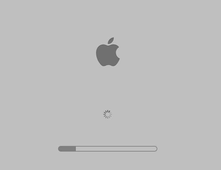 Cara Mengatasi Mac dan MacBook Stuck di Logo Apple