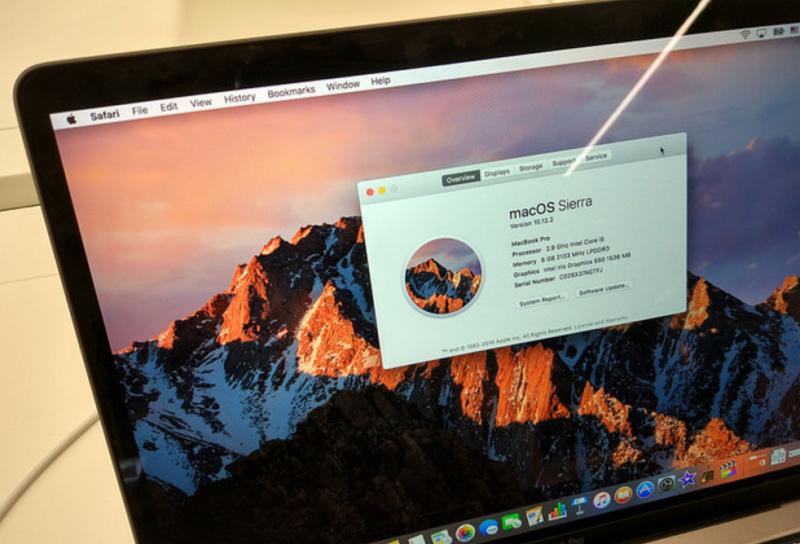 Cara Cek Serial Number Mac dan MacBook dengan Mudah