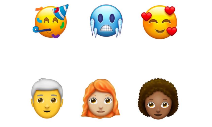 67 Emoji Baru Unicode 11 Siap Hadir di iOS dan macOS