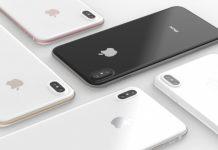 Konsep Keren iPhone 8 dengan 4 Warna dan Bodi Keramik
