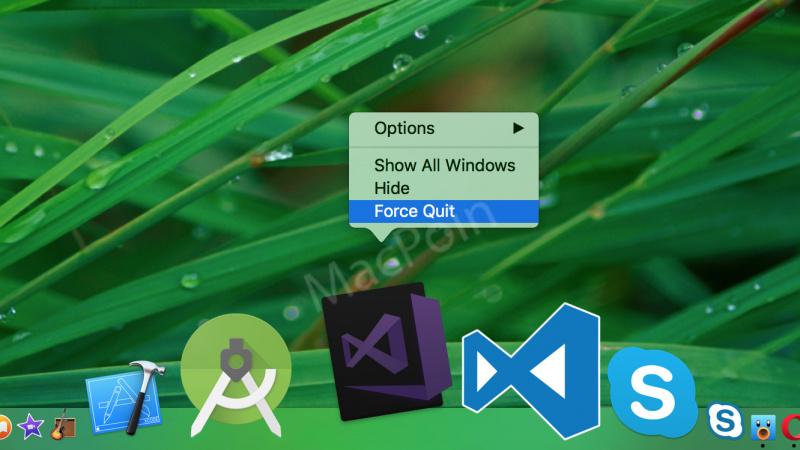 Cara Force Quit Aplikasi Mac yang Tidak Bisa Ditutup