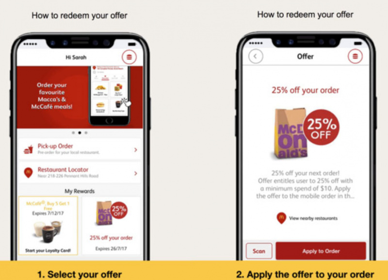 HOT! Iklan Resmi McDonald Bocorkan Desain iPhone 8