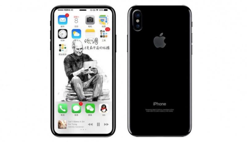 iPhone 8 Bisa Mendeteksi Wajah Meskipun Minim Cahaya