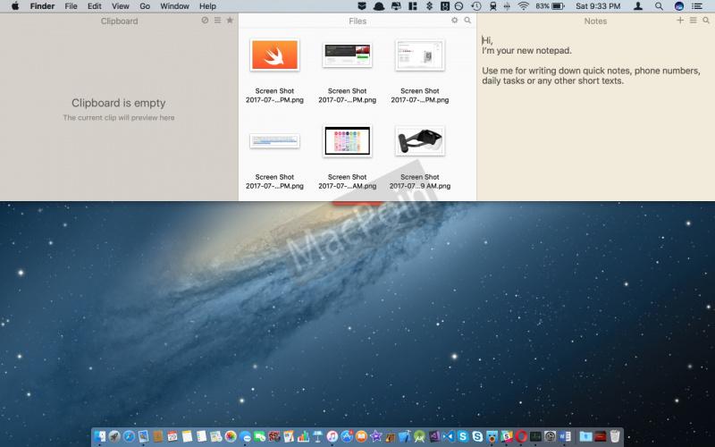 Unclutter, Aplikasi Untuk Produktivitas Dan Kerapian Mac